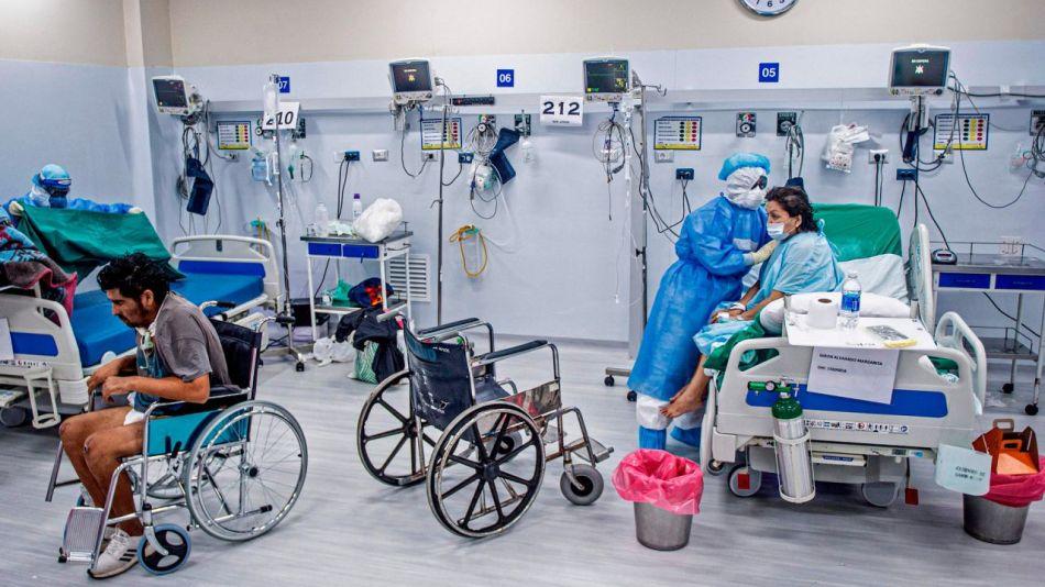 """""""Coronadengue"""": Estaban internados con dengue y dieron positivo de Covid-19"""