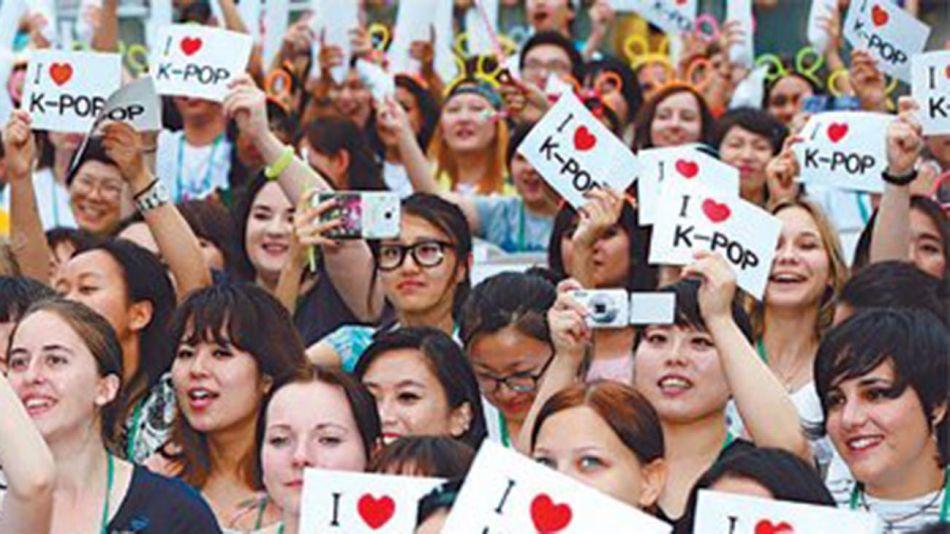 fans de K-Pop en Corea del Sur 20200721