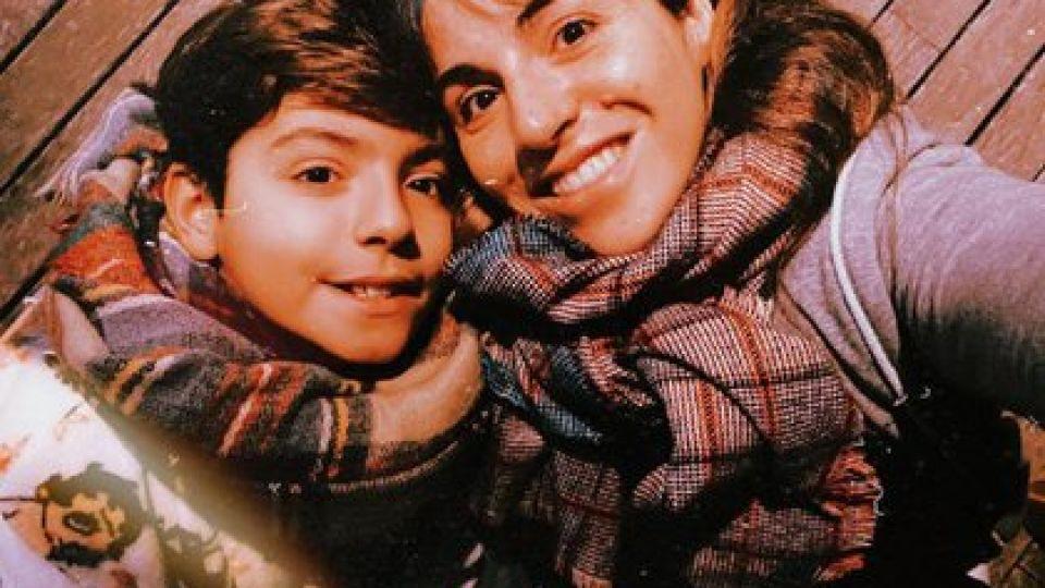 """Gianinna Maradona hizo un particular descargo en las redes por su hijo: """"Todo vuelve"""""""