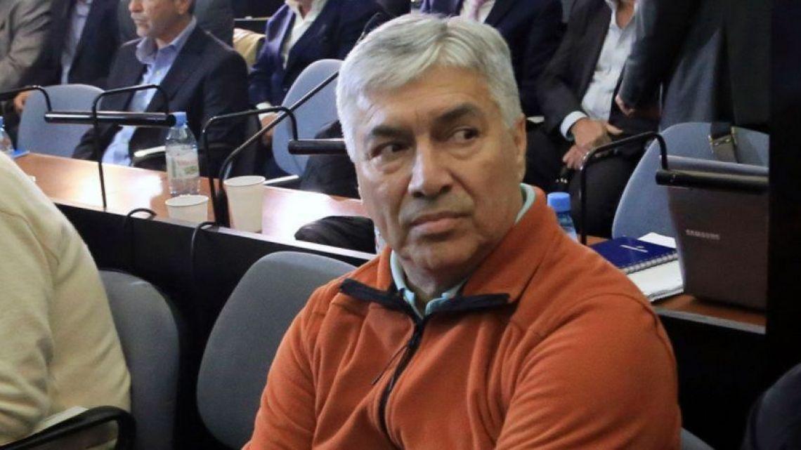 Lázaro Báez.