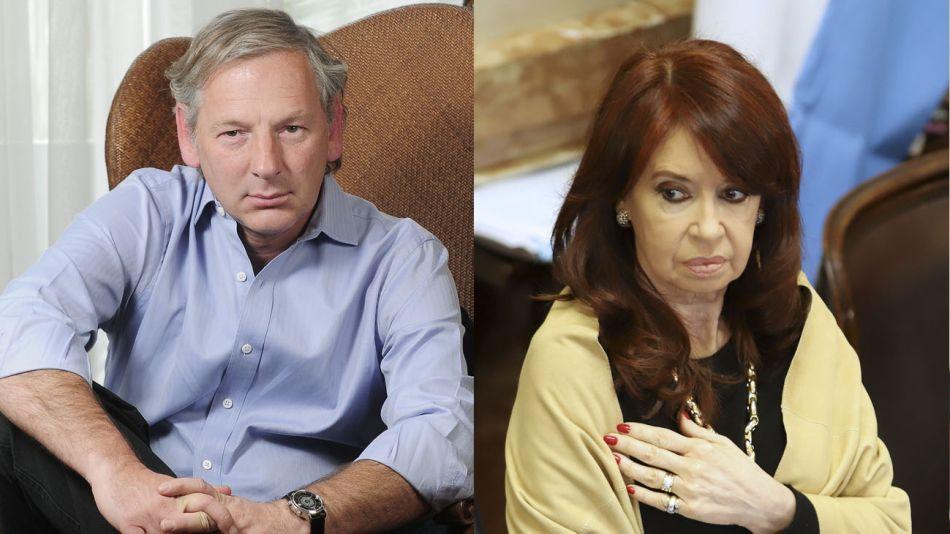 Longobardi propuso un billete la cara de Cristina Fernández de Kirchner. 20200722