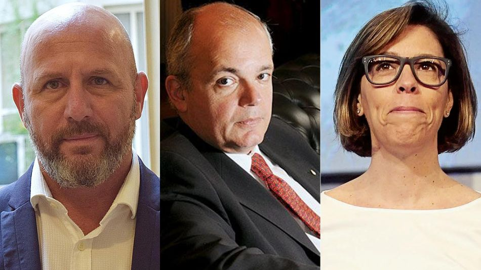 Waldo Wolff, Alejandro Fargosi y Laura Alonso 20200722