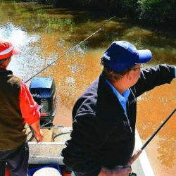 Queja de los guías del Delta: presentan protocolo para salir a pescar