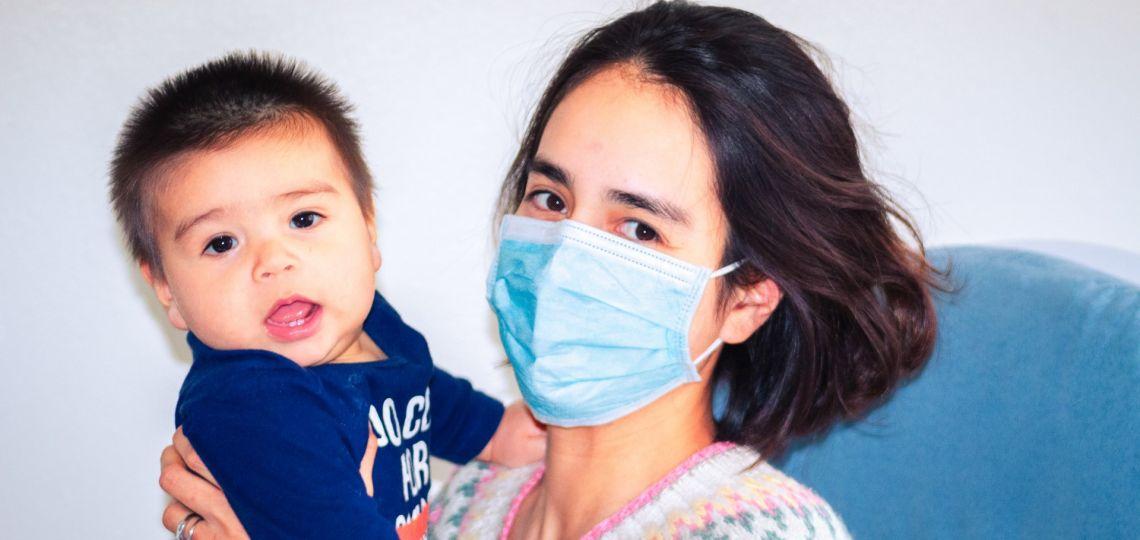 Cuarentena: cómo impacta en la salud mental de las madres