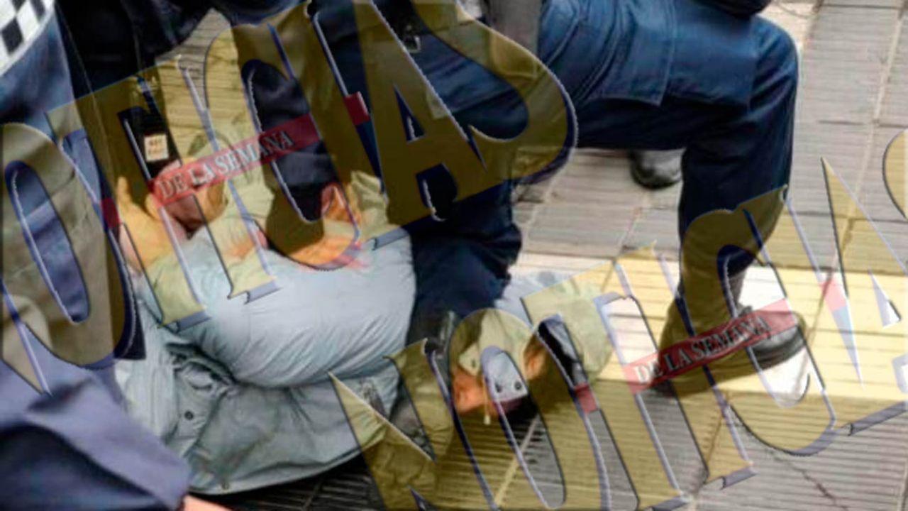 Tucumán: Policía presiona con su rodilla el cuello de hombre que luego falleció | Foto:Cedoc