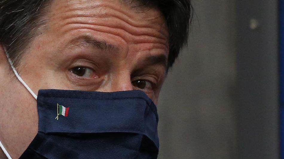premier italiano Giuseppe Conte. 20200723