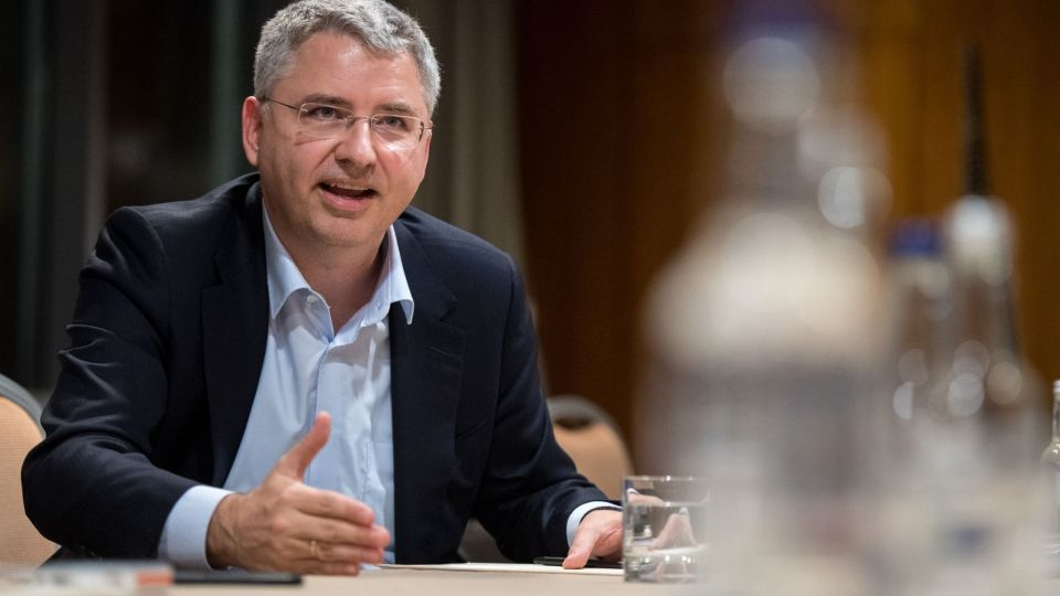 Roche Holding AG Chief Executive Officer Severin Schwan Interview