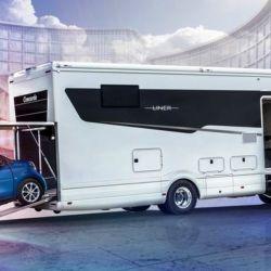 Los tres nuevos modelos de la serie Liner están basados en el Mercedes Atego.
