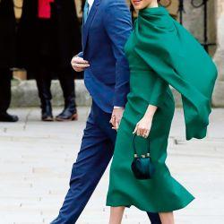 Harry y Meghan | Foto:AFP