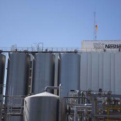 Planta de Nestlé en Villa Nueva, Córdoba. | Foto:Planta de Nestlé en Villa Nueva, Córdoba.