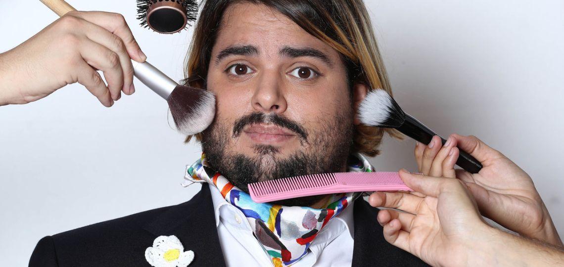 El actor español, Brays Efe, expone a las principales marcas por no hacer ropa de su talle