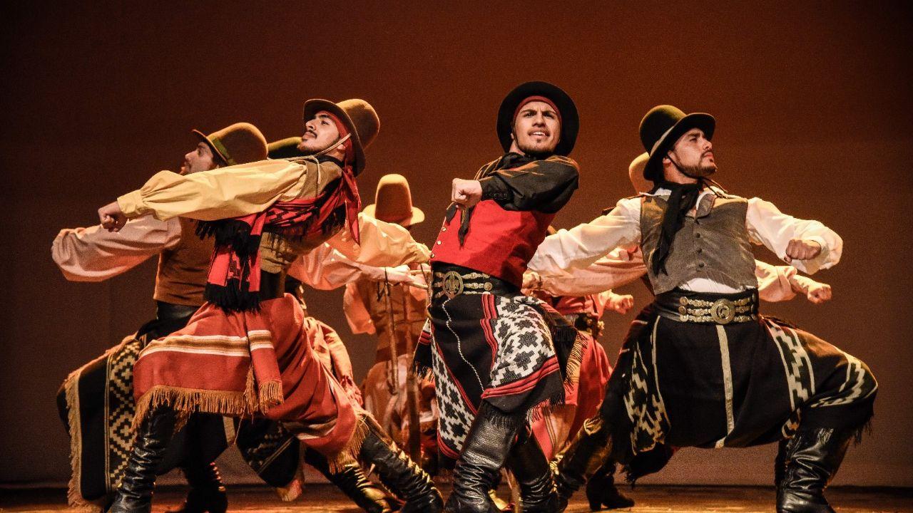 Ballet Folklórico Nacional | Foto:Cedoc