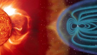 Las erupciones del sol pueden provocar terremotos en la tierra