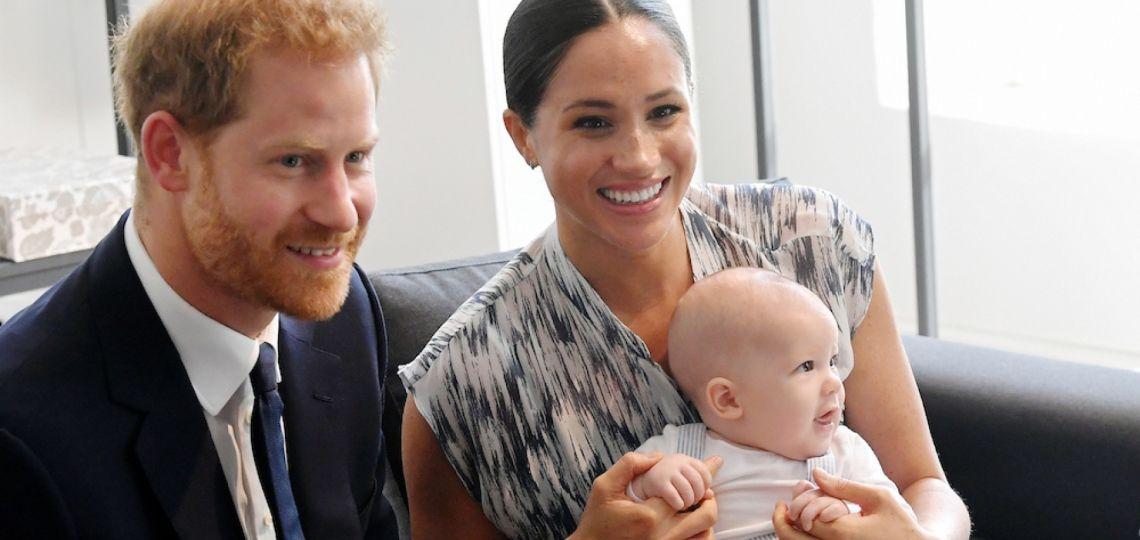 Estos son los cuidados top que recibe el hijo de Meghan y Harry