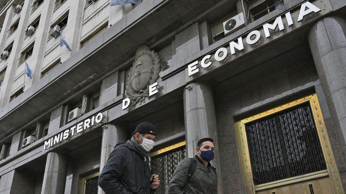 The Economy Ministry.