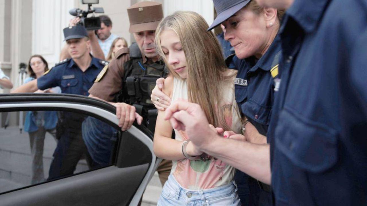 La defensa de Galarza se refuerza para ir a la Corte.   Foto:CEDOC