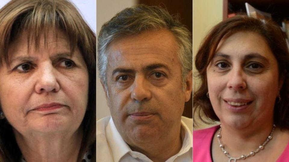 Bulrrich, Cornejo, Olivetto