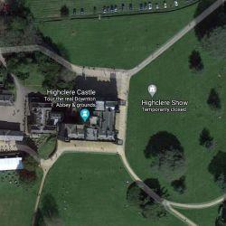 El británico Highclere, donde se rodó Dowton Abbey, acaba de abrir al público luego de ser cerrado por la pandemia.