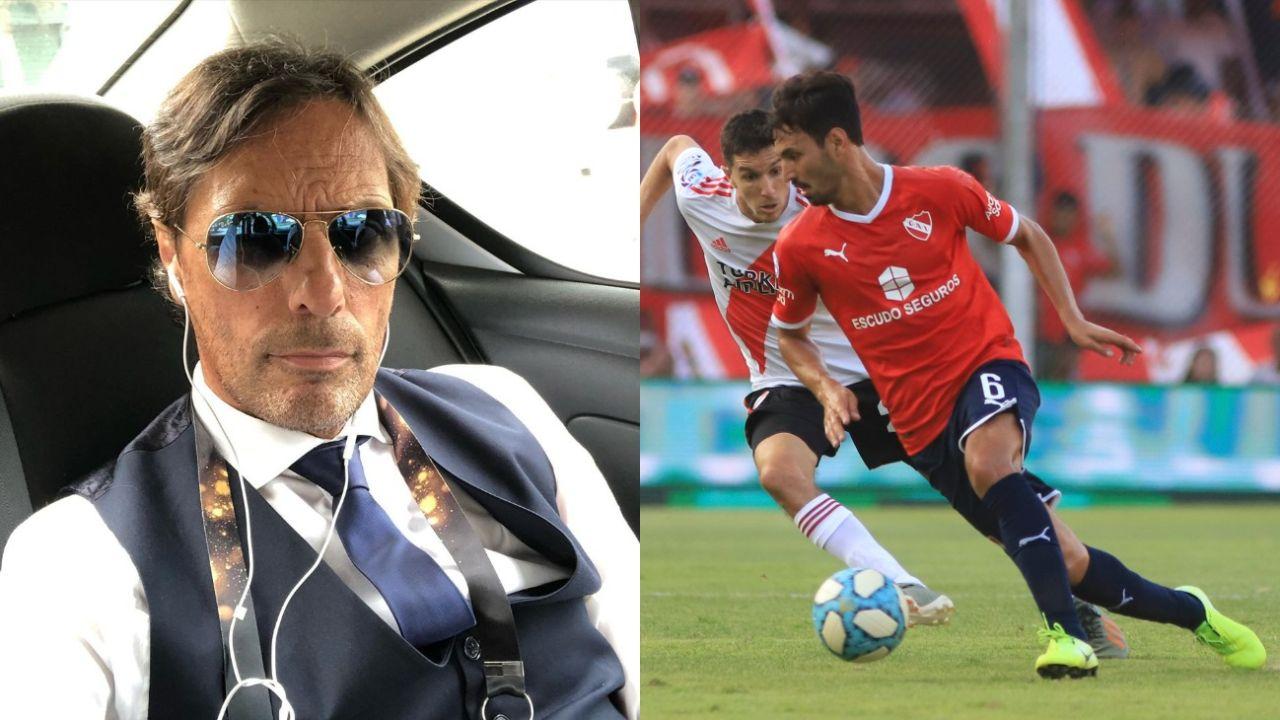 """Gustavo López, furioso con Sánchez Miño: """"Me gustaría que no juegue más al fútbol por irrespetuoso"""""""