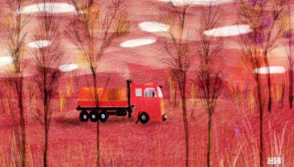 Camiones.