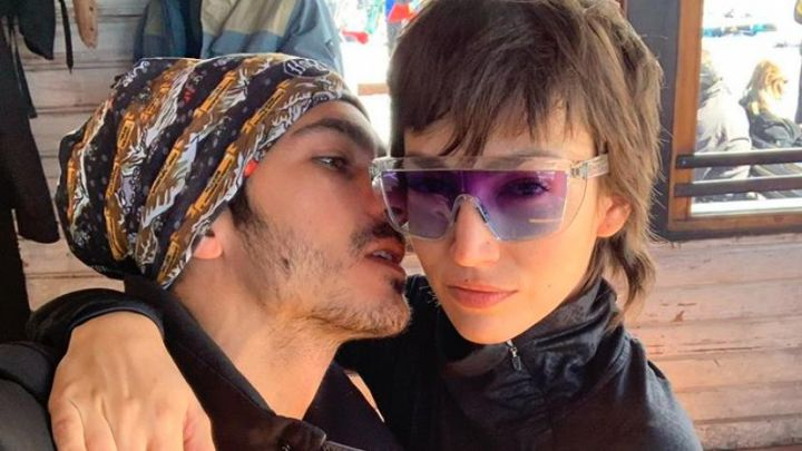 El amoroso mensaje de Chino Darín a Ursula Corberó por su cumpleaños