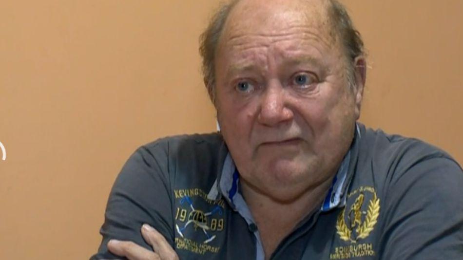 Jorge Ríos, el jubilado que mató a uno de los cinco delincuentes que entraron a su casa a robarle