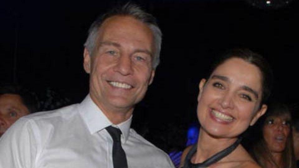 Después de 12 años de amor, Verónica Varano y Martín Lombardero se separaron