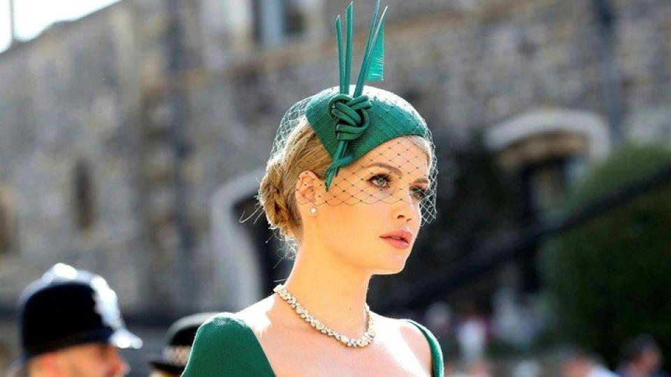 Se casa Amelia Spencer, la sobrina de Lady Di