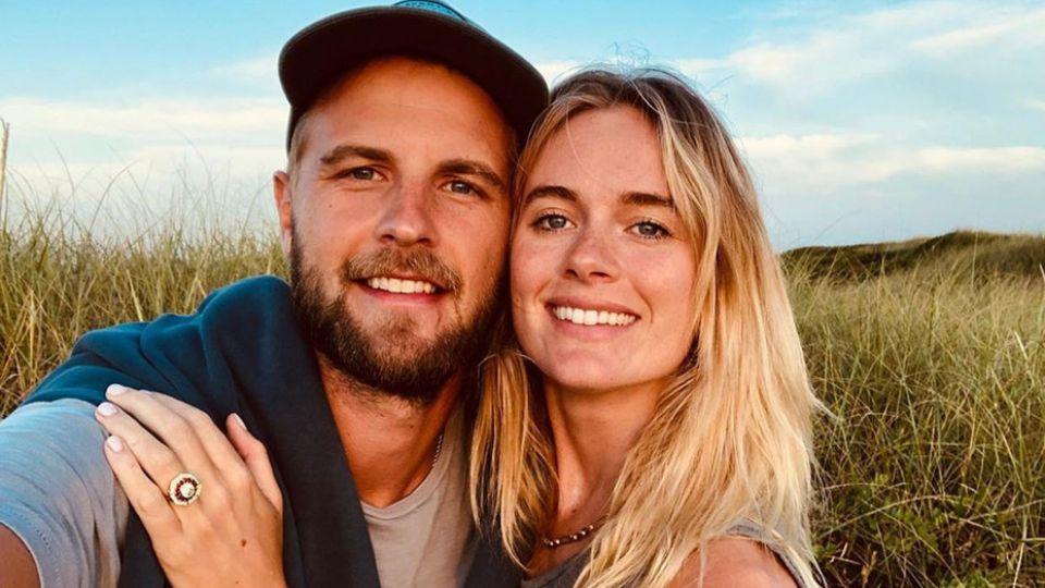Se casó en secreto Cressida Bonas, la ex del príncipe Harry