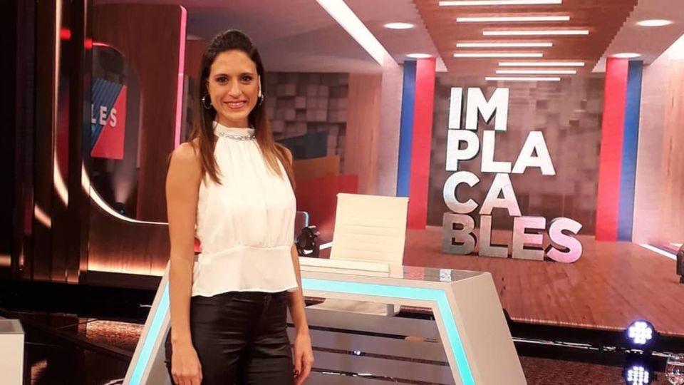 Sofía Caram, periodista de C5N, confirmó que tiene coronavirus