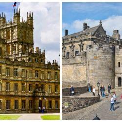 Highclere y Stirling, dos castillos británicos con impronta propia que vuelven a abrir sus puertas al público.
