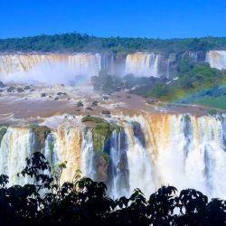 Las Cataratas del Iguazú integran el Top Five de los destinos más buscados.