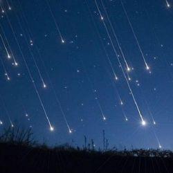 Es la segunda lluvia de meteoros que se verá a lo largo de este histórico 2020.