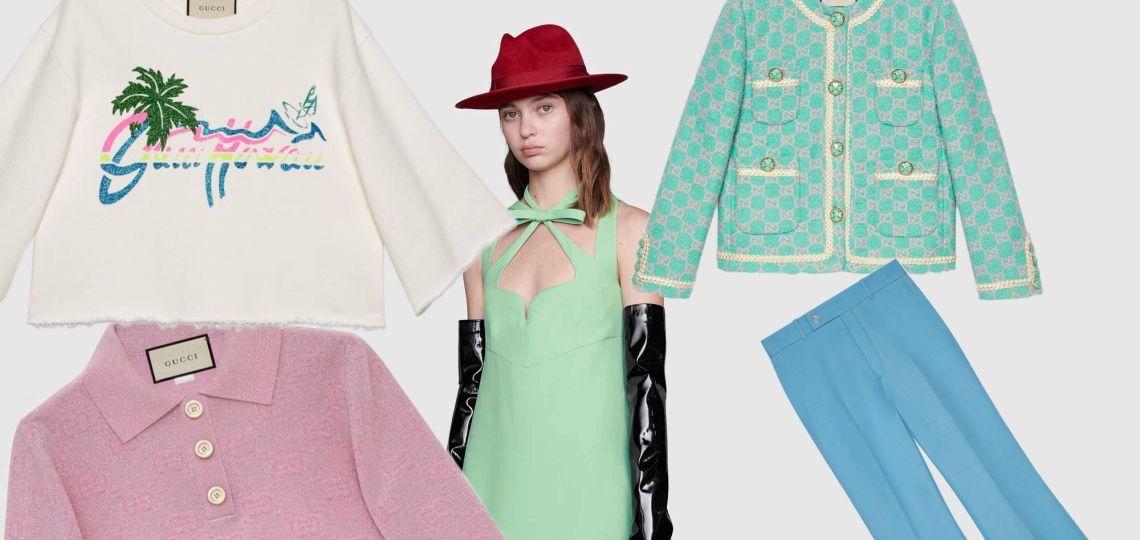 Gucci: Estas son las 10 prendas de la nueva colección que vas a querer tener