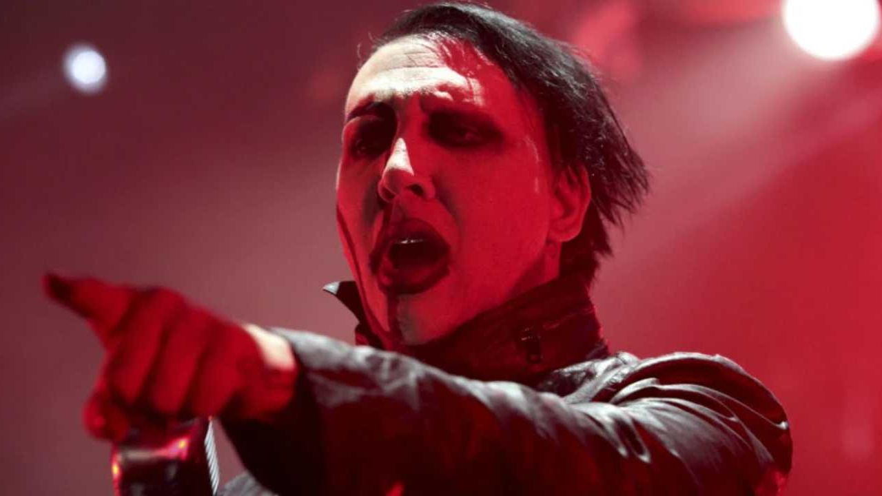 Marilyn Manson: ¿inspira violecia su música? | Foto:Cedoc.