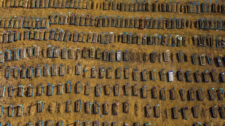 Cementerios Brasil 20200728