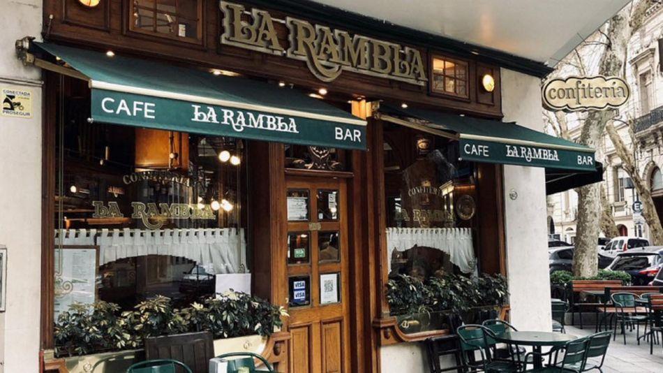 Cerró el bar La Rambla 20200728