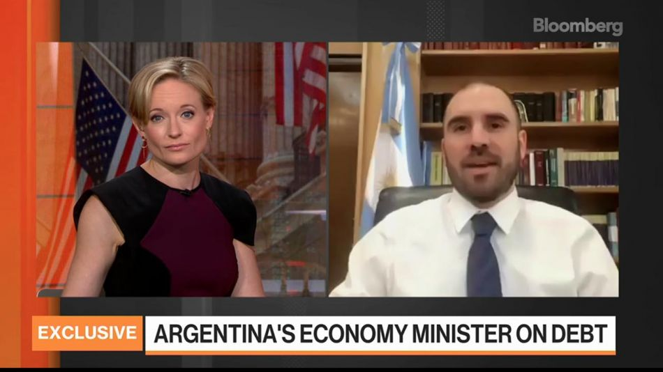 Entrevista Guzmán en Bloomberg 20200728