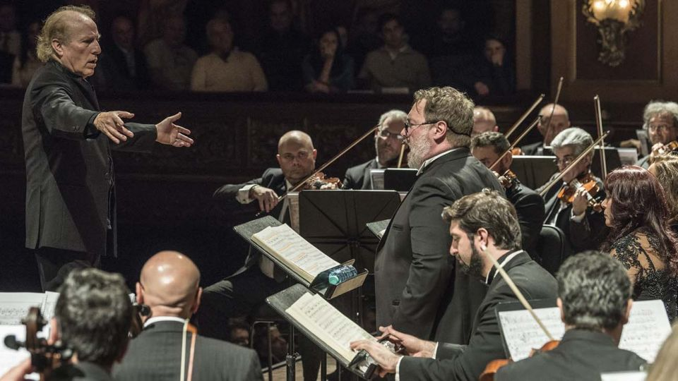 La monumental obra Réquiem, de Giuseppe Verdi, bajo la batuta de Enrique Arturo Diemecke junto a la Orquesta y el Coro Estable del Teatro Colón-20200728