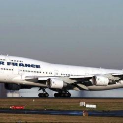 El Boeing 747 es todo un símbolo de la aviación, con más de 50 años de vida desde que el primero saliese de la fábrica de Everett, en Washington, en 1968.