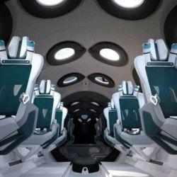 Con un diseño enfocado en la experiencia del cliente, la cabina está optimizada para que el viaje sea cómodo y seguro en todas sus etapas.