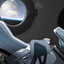 El ángulo de reclinación de los asientos se ajusta dependiendo de la situación.