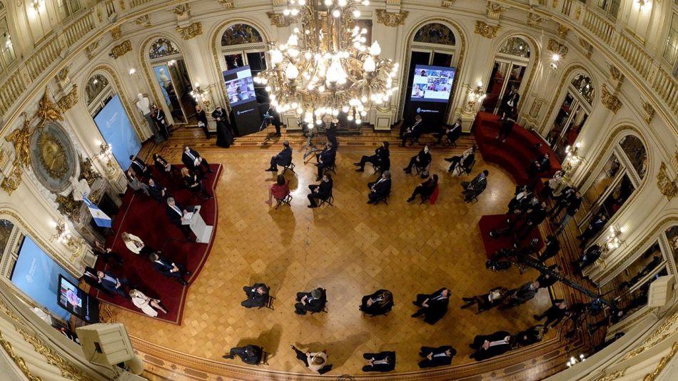 Alberto Fernandez reforma judicial 20200729