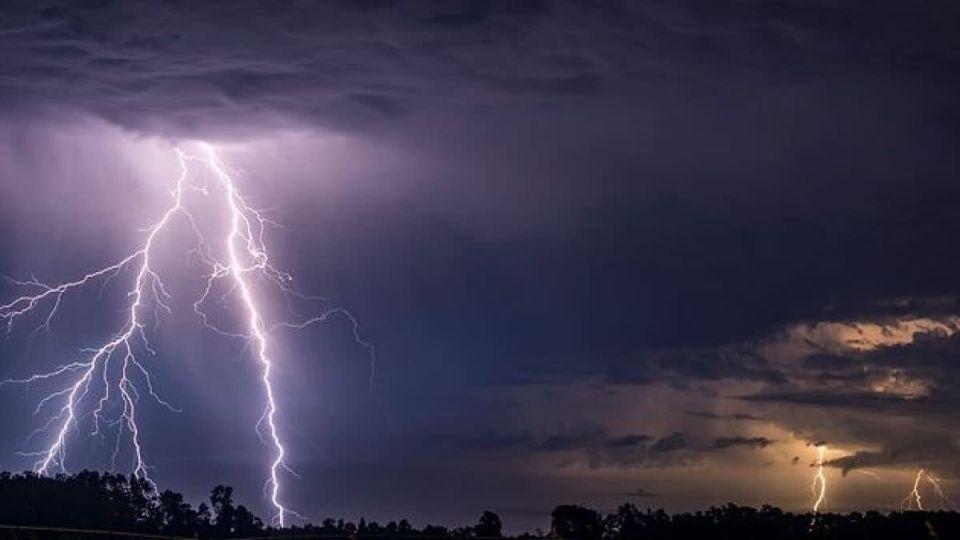 Las sierras cordobesas contribuyen al nacimiento de las tormentas más impactantes y agresivas de la Tierra.