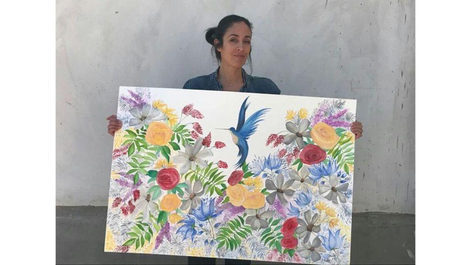 Rosario Hiriart Art