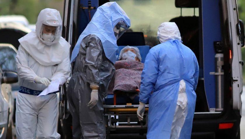 Otras 102 personas murieron y se sumaron 5.929 contagios en las últimas 24 horas