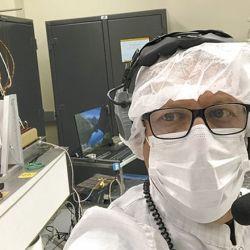 En la ingeniería del vehículo trabajó un argentino, el rosarino Raúl Romero, es el encargado de controlar el instrumental científico que llevará el robot espacial.
