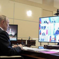 El presidente Ruso, Vladimir Puttin, monitorea muy de cerca este ambicioso y esperanzador proyecto ruso.