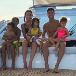 Así es el barco Vecchia Signora, el Azimut 27 del futbolista Cristiano Ronaldo.