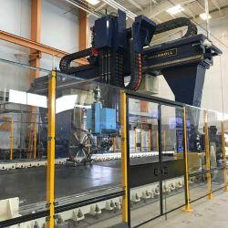 Para lograr este hito se utilizó una impresora 3D de 30 metros de largo, 6,70 de ancho y 3 de alto.